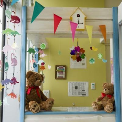 病児保育室「ニコのおうち」