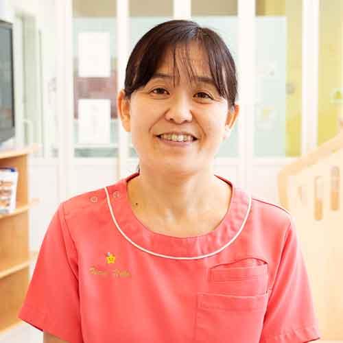 ニコこどもクリニック 院長 中澤 裕美子 / 小児科専門医